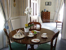 Dunbrody Country House Hotel & Restaurant, Co. Wexford, Ireland - Tea in the Bedroom